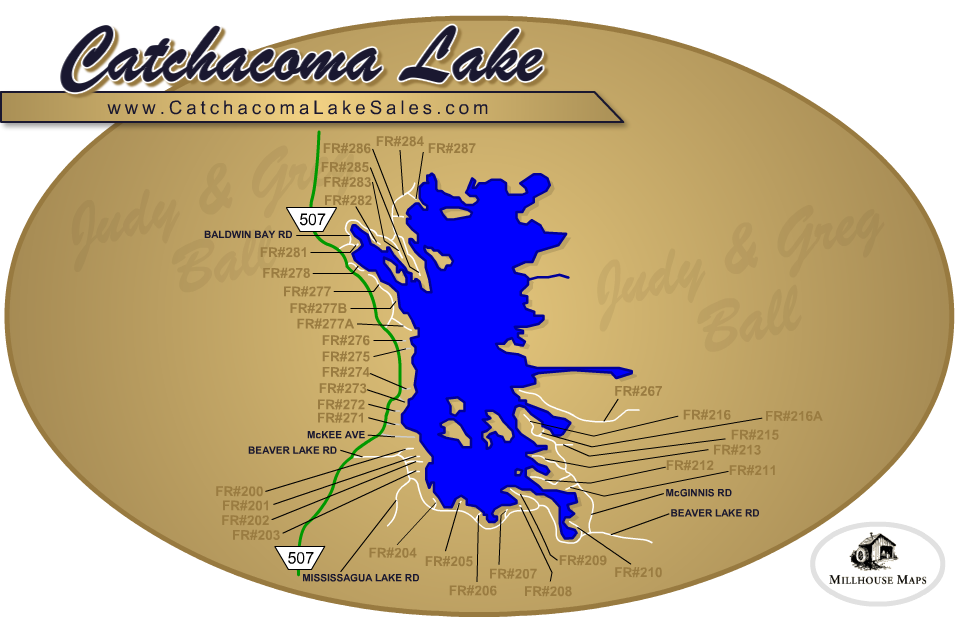 Catchacoma Lake