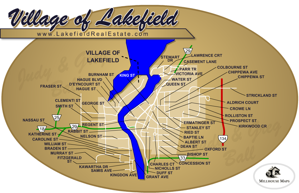 Village of Lakefield